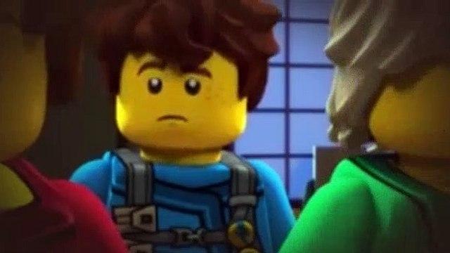 LEGO Ninjago Masters Of Spinjitzu Season 12 Episode 15 - A Cold Goodbye