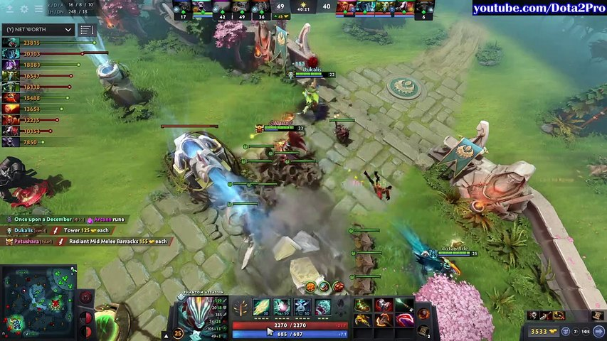HUYG-Topson Gameplay _ 7.28a Update Patch _ Player Perspective Replay _ Dota 2 Pro MMR STREAM Gameplay