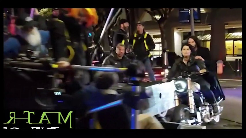 The Matrix 4 Trailer 2020