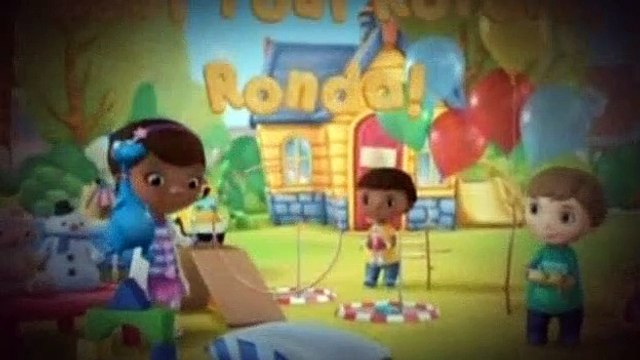 Doc McStuffins S01E11 Rest Your Rotors, Ronda! Keep on Truckin