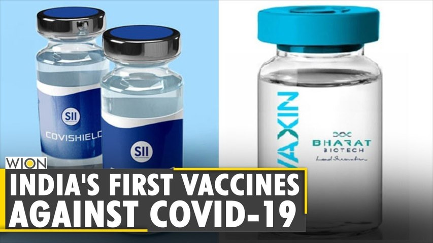 India: DCGI approves Serum & Bharat Biotech vaccines for emergency use | Covaxin | Covishield