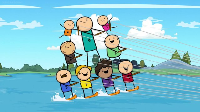 The Cyanide & Happiness Show  S- 4 E- 7 - The Nine Ryans