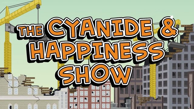 The Cyanide & Happiness Show  S- 4  E- 8 - The Good the Butt and the Tumbling