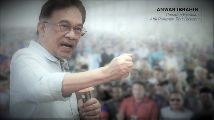 Anwar Ibrahim: The Road Ahead For National Unity And The True Reform Agenda