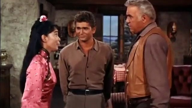 Bonanza Season 3 Episode 11 Day of the Dragon
