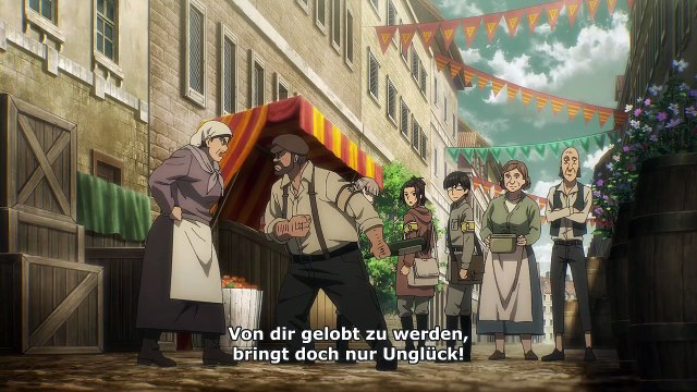 Attack on Titan Staffel 4 folge 4 ger sub/ Attack on titan S 4 Ep 4 ger sub