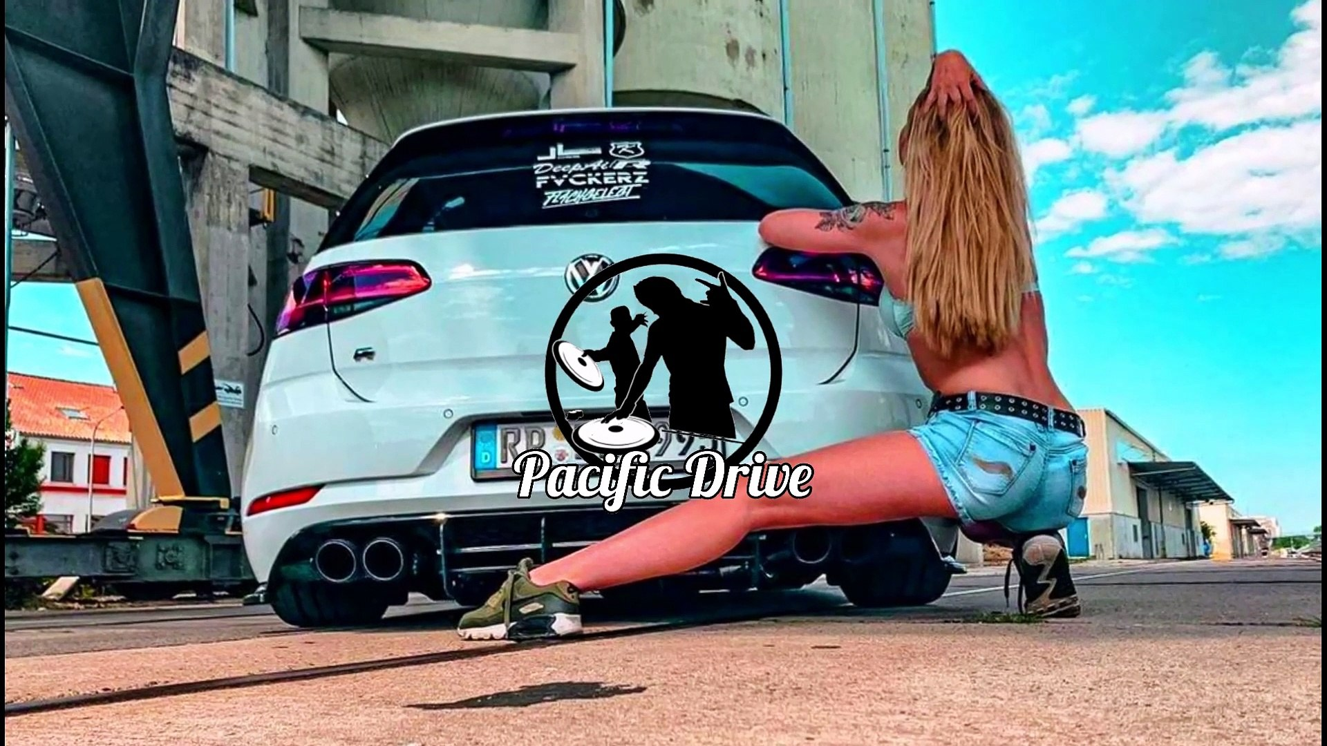 BASS BOOSTED CAR MUSIC MIX 2021  BEST EDM, BOUNCE, ELECTRO HOUSE (Mixed By Pacific Drive)