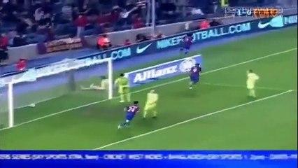 Video siêu phẩm solo của Messi năm 20 tuổi