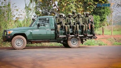 Injira mu mikorere y'Ingabo za Special Forces z'u Rwanda ziri muri Centrafrique