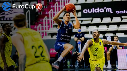 Top regular season plays: MoraBanc Andorra