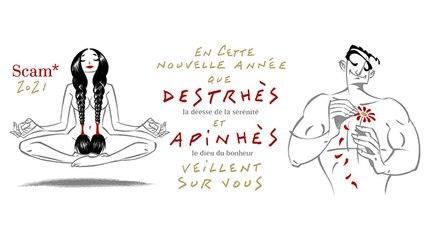Pour 2021, remettons-nous en à Destrhès et Apinhès...
