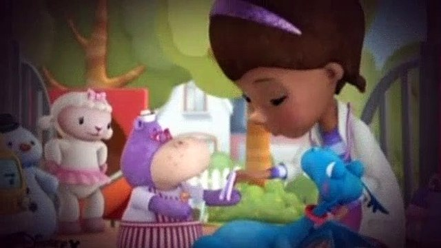 Doc McStuffins S01E17 Un Bur Able Righty on Lefty