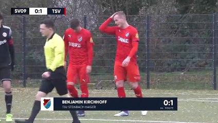 Hochkarätiges Regionalliga-Duell | SV Bergisch Gladbach 09 - TSV Steinbach Haiger (Testspiel)