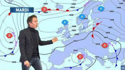 Illustration de l'actualité La météo de votre mardi 5 janvier 2021