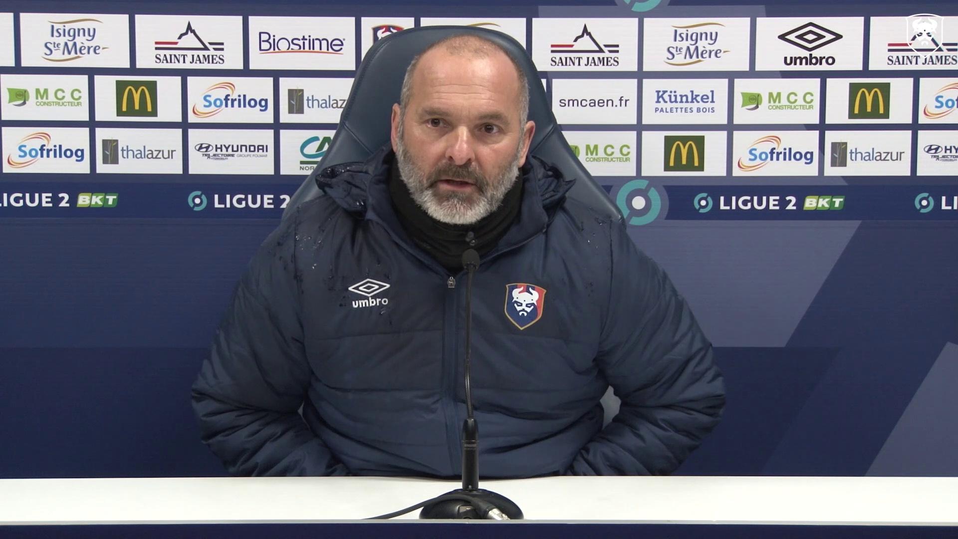 J18 Ligue 2 BKT : La conférence de presse avant AJ Auxerre / SMCaen