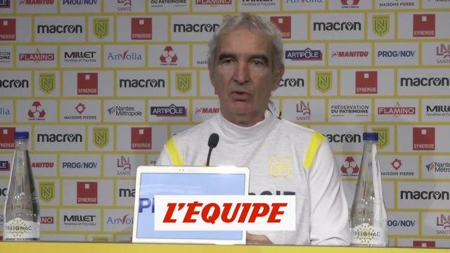 Blas incertain contre Rennes - Foot - L1 - Nantes