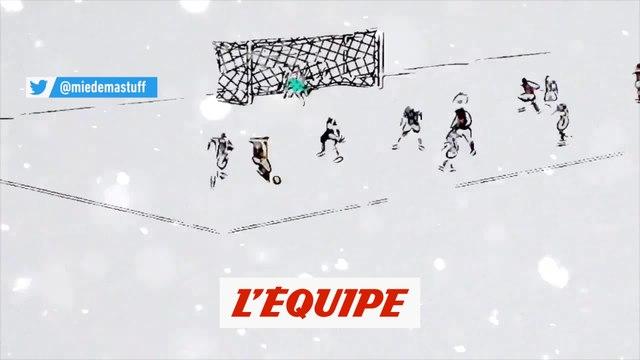 Le but de Tierney contre West Bromwich Albion en version animée - Foot - ANG - Arsenal