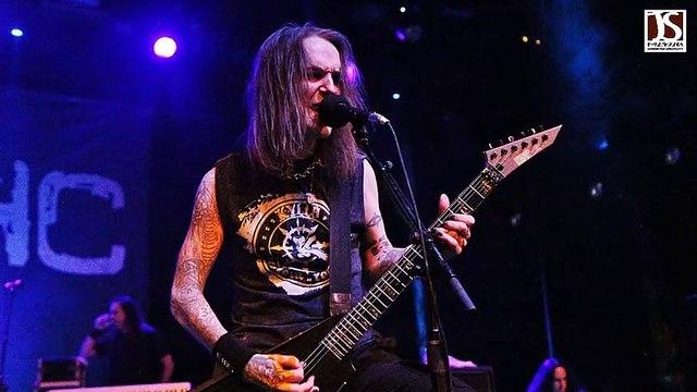Alexi Laiho dead- Children of Bodom rocker dies 'suddenly' aged 41