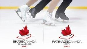 2021 Skate Canada Challenge (Virtual)