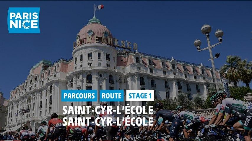 Paris-Nice 2021 - Découvrez l'étape 1