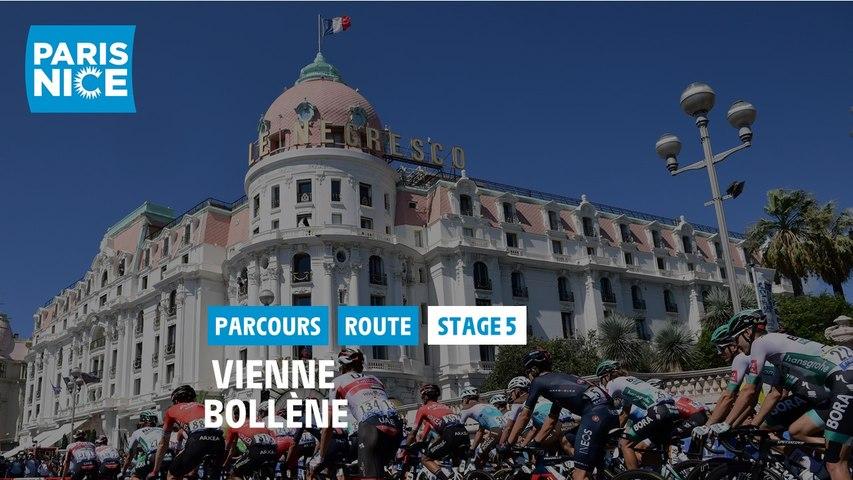 Paris-Nice 2021 - Découvrez l'étape 5