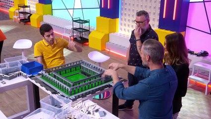 EXCLU. Lego Masters  : deux candidats jugés hors sujets par les Brickmasters