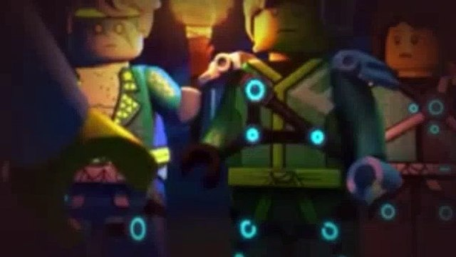 LEGO Ninjago Masters Of Spinjitzu Season 13 Episode 6 - The Glitch