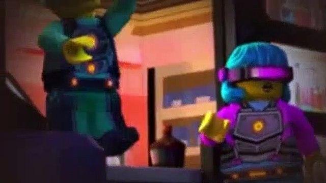 LEGO Ninjago Masters Of Spinjitzu Season 13 Episode 4 - Superstar Rockin Jay
