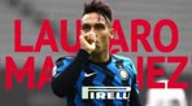 Focus - Lautaro Martinez signe la performance de la semaine