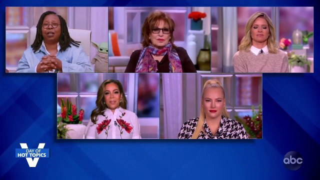 The Co-Hosts Share 2021 Resolutions - The View