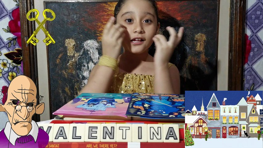 LOS FANTASMAS DE SCROOGE ❄️   UN CUENTO DE NAVIDAD    Valentina Zoe Cuentos Infantiles para Niños