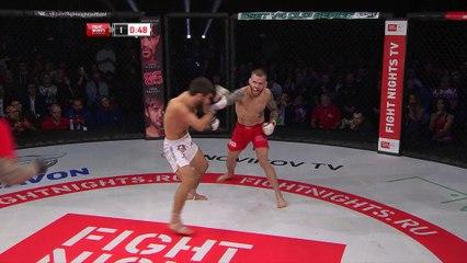 Fighting Spirit MMA 7 - EP.10 - SHARAMAZAN CHUPANOV vs TOMAS DEAK