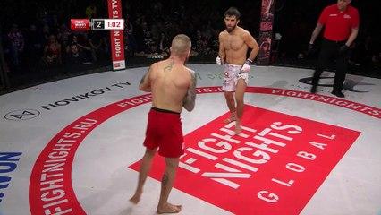 Fighting Spirit MMA 7 - EP.12 - SHARAMAZAN CHUPANOV vs TOMAS DEAK