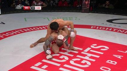 Fighting Spirit MMA 7 - EP.14 - SHARAMAZAN CHUPANOV vs TOMAS DEAK