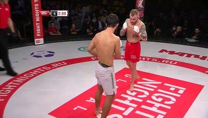 Fighting Spirit MMA 7 - EP.16 - SHARAMAZAN CHUPANOV vs TOMAS DEAK