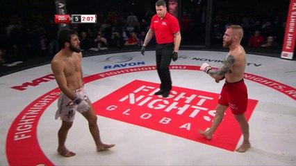Fighting Spirit MMA 7 - EP.18 - SHARAMAZAN CHUPANOV vs TOMAS DEAK