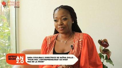 """Sara Coulibaly, Directrice de Naïma Dolls : """"Pour moi, l'entrepreneuriat ce n'est pas de la mode"""""""