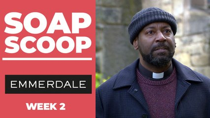 Emmerdale Soap Scoop! Charles clashes with the Dingles