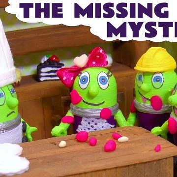 Missing Cake Mystery with the Funny Funlings in this Family Friendly Full Episode English Toy Story for Kids from Kid Friendly Family Channel Toy Trains 4U