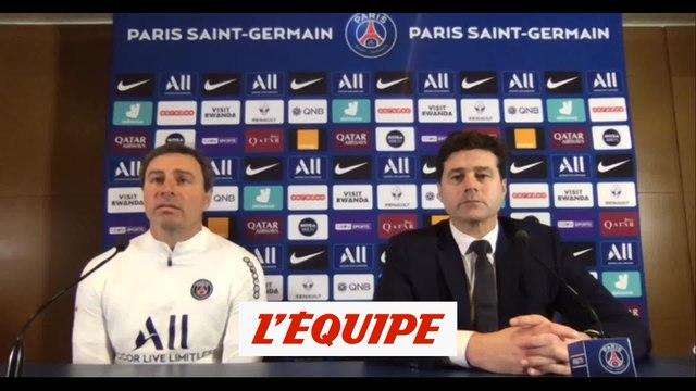 Pochettino confirme Marquinhos comme capitaine du PSG - Foot - L1 - PSG