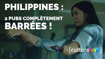 2 pubs complètement barrées venues des Philippines (RC Cola) - Actu Culture Pub