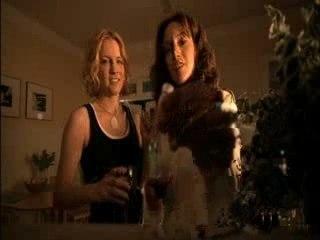 A la maison, Bette et Tina, insémination