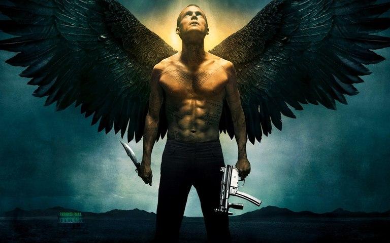 Legion movie (2010)  - Paul Bettany, Lucas Black, Tyrese Gibson