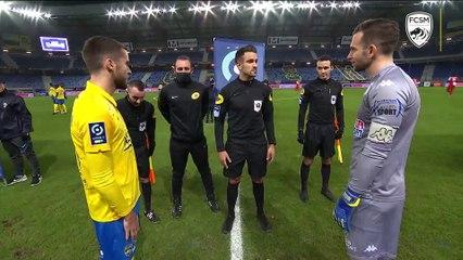 Le résumé de FCSM-USL Dunkerque (1-0)