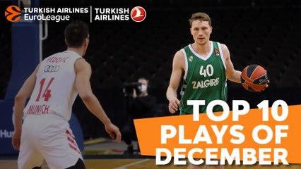 Top 10 Plays of December