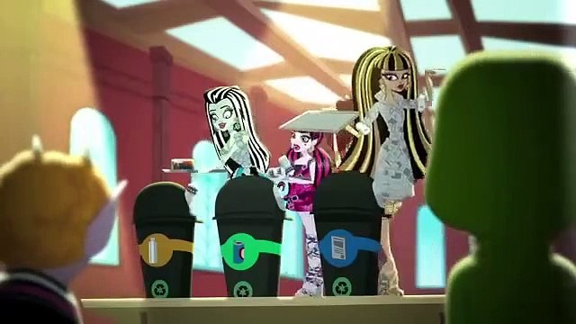 Monster High™Sibling RivalryVolume 3Full EpisodesCartoons for Kids