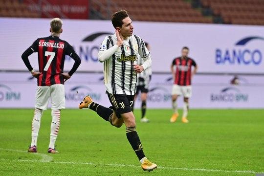 Serie A : La Juve fait tomber l'invincible Milan