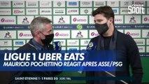 La réaction de Mauricio Pochettino après ASSE / PSG