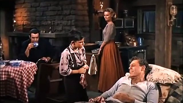 Bonanza Season 3 Episode 22 The Jackknife