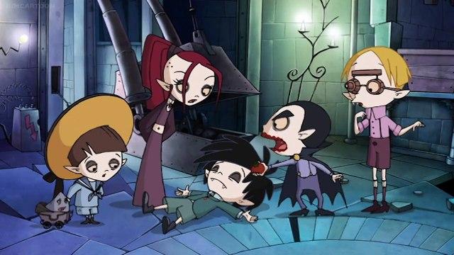 The School For Vampires  S- 1  E- 1-2